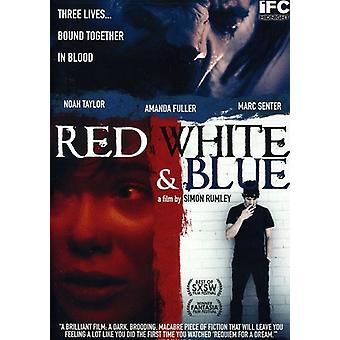 Red White & Blue [DVD] USA import