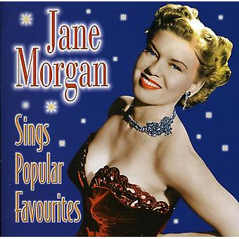 Jane Morgan - Sings Popular Favourites [CD] USA import