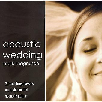 """Mark Magnuson - importation USA mariage acoustique [CD]"