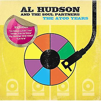 Al Hudson & själ partnerna - Atco år [CD] USA import