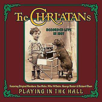 Charlatans - Playing in the Hall [CD] USA import