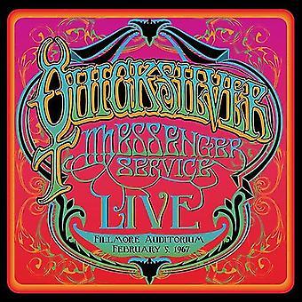 Quicksilver Messenger Service - Fillmore Auditorium-februari 5 1967 [CD] USA importeren