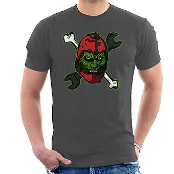 Wizard Of Weapons Masters Of The Universe Men's T-Shirt