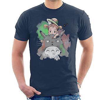 Cute Mei My Neighbor Totoro Men's T-Shirt