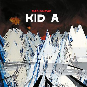 Radiohead - Kid a [CD] USA import