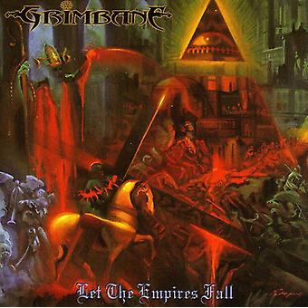 Grimbane - Let the Empires Fall [CD] USA import