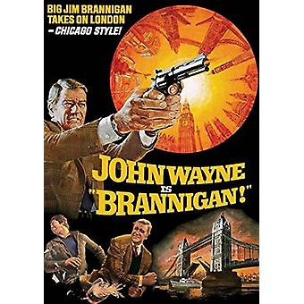 Brannigan (1975) [DVD] USA import