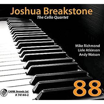 Joshua Breakstone - 88 [CD] USA import