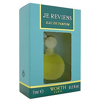 Worth je Reviens Eau de parfum Boule 7ml mini
