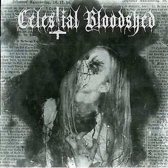Celestial Bloodshed - Cursed Scarred & Forever Possessed [CD] USA import