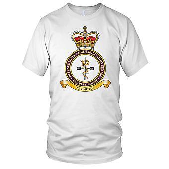 RAF Royal Air Force DMRC difesa Rehab Ladies T Shirt