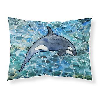 Killer Whale Orca #2 Fabric Standard Pillowcase
