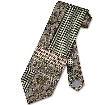Antonio Ricci SILK NeckTie Made in ITALY Geometric Design Men's Neck Tie #3103-3
