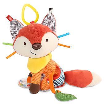Skip Hop Bandana pączkowanie zabawka ruchowa Multi (Fox)
