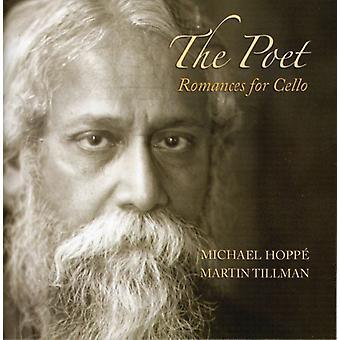 Michael Hoppe & M. Tillmann - Poet: Romances for Cello [CD] USA import