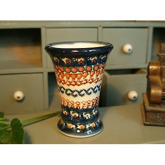 Vaas, miniatuur, 5 cm hoog, unieke 80 - BSN 1676