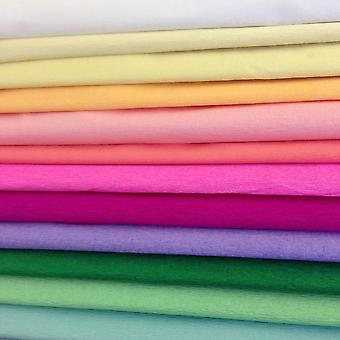 Clairefontaine Crepe Paper Assorted Colours 200 X 50cm