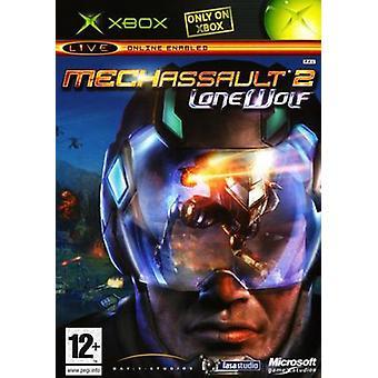 MechAssault 2 Lone Wolf (Xbox) - Nowość