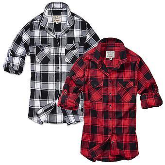 Brandit ladies shirt Amy flannel