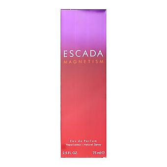 Escada Magnetism Eau De Parfum Spray 2.5Oz/75ml New in Box