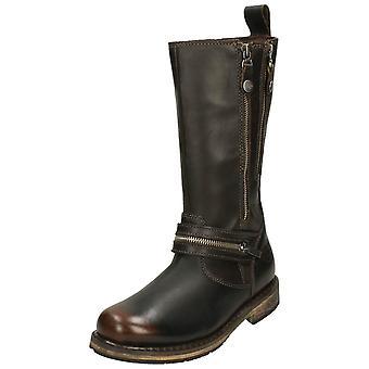Ladies Harley Davidson Biker Style Boots Sackett