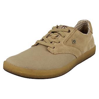 Cat Мужская повседневная обувь Атлас холст P717176
