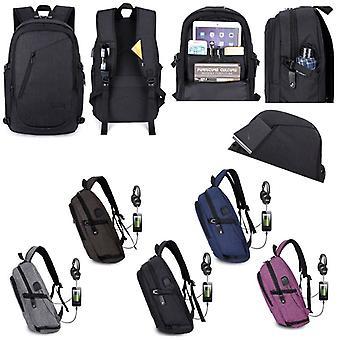 Multi функциональной рюкзак для смартфонов / таблетка / ноутбук путешествия мешок случае