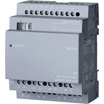 Siemens-LOGO! DM16 24 0BA2 PLC lisä moduuli 24 V DC