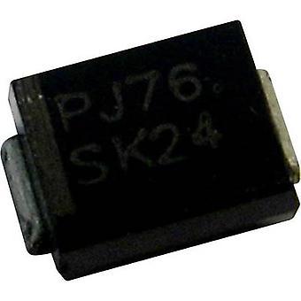 Redresseur PanJit Schottky SK54BL DO 214AA 40 V mono