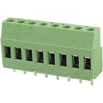 Degson DG129-5.08-03P-14-00AH-1 Schroefklem 3,31 mm² Aantal pinnen 3 Groen 1 st(en)