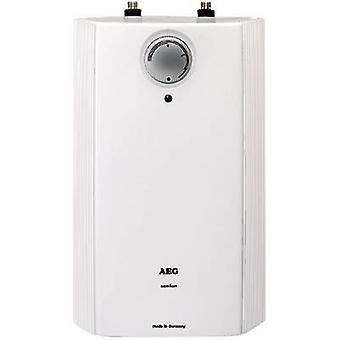 電動 Haustechnik Huz 5 ÖKO コンフォート 222164 温かみのある水槽 EEC: (A ・ G) 5 l 10l/分 35 まで 85 ° C の熱の停止