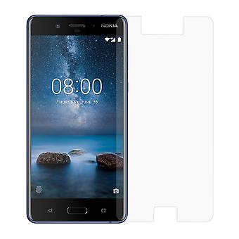 Nokia 8 Displayschutzfolie 9H Verbundglas Panzer Schutz Glas Tempered Glas