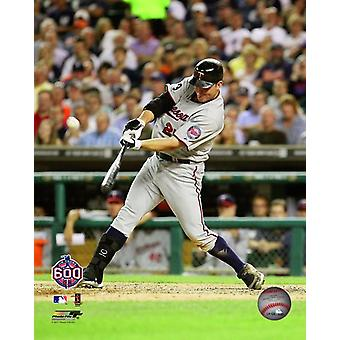 Jim Thome 600 carrera Inicio ejecutar Photo Print