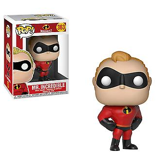 Funko POP Disney: Incredibles 2 - Mr. Incredible Collectible Figure