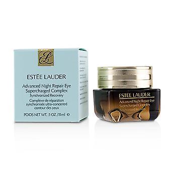 Estée Lauder noite avançada reparação olho superalimentado complexa recuperação sincronizada - 15ml/0,5 oz