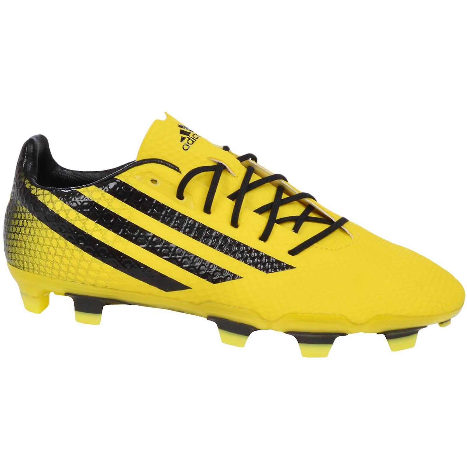 Adidas Performance Mens CrazyQuick Malice FG Firm Ground Sports Rugby bottes 2faXAN