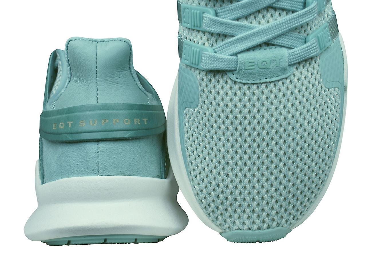 Adidas Originaler Eqt Støtte Adv Kvinners Joggesko - Grønn
