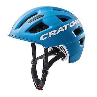 CRATONI C-pure bicycle helmet / / blue matte