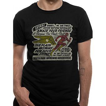 Dc Originals-Flash Wings T-Shirt