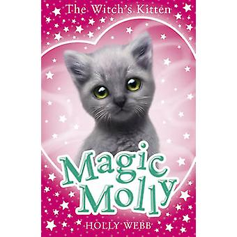 Molly - gattino della strega da Holly Webb - 9781407171302 libro di magia