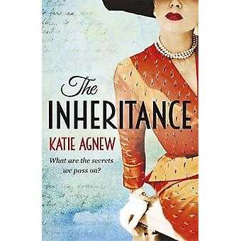 The Inheritance by Katie Agnew - 9781409135135 Book