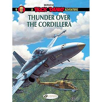 Buck Danny - Thunder Over the Cordillera by Francis Bergese - 97818491