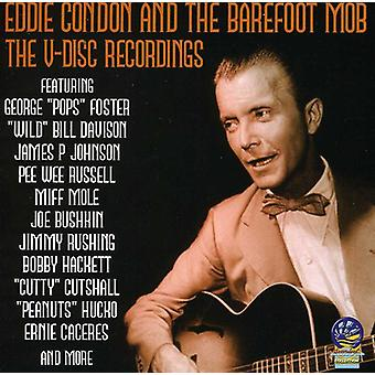 Eddie Condon & the Barefoot Mob - V-Disc Recordings [CD] USA import