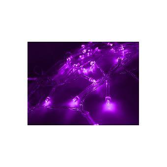 Toebehoren LED licht 4 meter paars