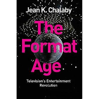 L'età di formato: Rivoluzione dell'intrattenimento della televisione (Global Media e comunicazione)