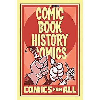Comic Book History Of Comics Comics For All