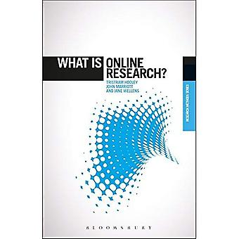 What Is Online Research?