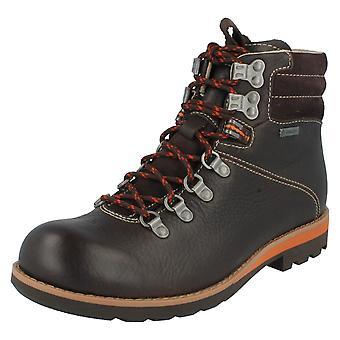 Men's Clarks Ankle Boots Padley Alp GTX