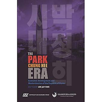 Park Chung Hee Era: Talouden kehittäminen ja nykyaikaistaminen Korean tasavallasta