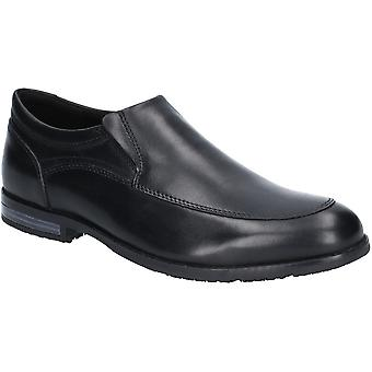 Laço de Wynstin Wingtip Rockport Mens inteligente sapatos Oxford